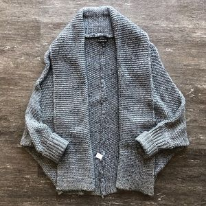 Express Alpaca Blend cocoon sweater